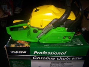 Gasoline Garden Tools Chain Saw E 5800 pictures & photos