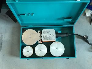 PPR Plastic Pipe Butt Welding Machine pictures & photos