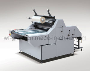 Manual Water-Base Laminator (SRFM-720A/900A) pictures & photos