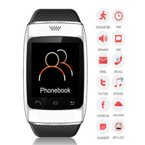 Gelbert New Arrival Bluetooth Smart Watch for Call pictures & photos