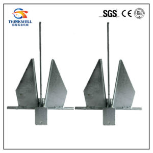 Hot-Dipped Galvanized Marine Fluke Anchor Danforth Anchor pictures & photos