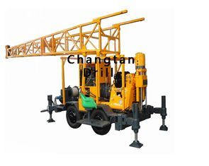 Trailer-Mounted Core Drilling Rig (XY-4TT)