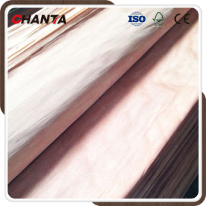 0.30mm Natural Wooden Face Veneer Dillenia Wood pictures & photos