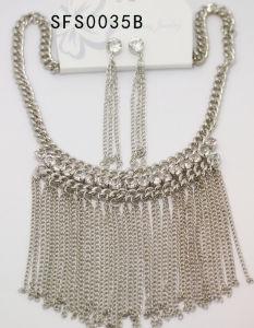 Newest & Hot Sale Tassel Chains Set Jewelry