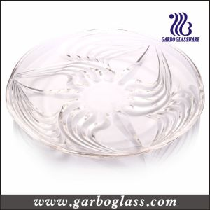 S- Shaped Glass Plate (GB1726) pictures & photos