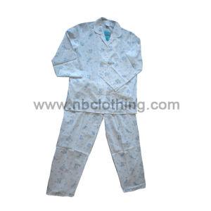Ladies Printed Top and Pant Pyjamas