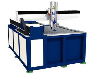 Flying Arm Style CNC Waterjet Cutting Table (Water Jet) (B2B400) pictures & photos