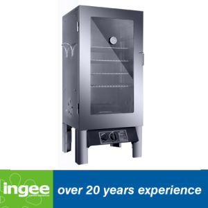 Large Gas Smoker Window Display pictures & photos