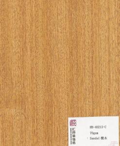 Decorative Melamine Paper (HB-40213-C) pictures & photos