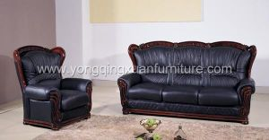 Leather Sofa (2006)