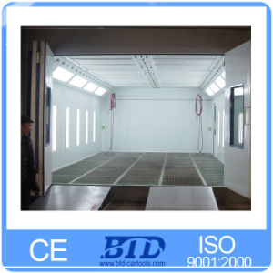 Spray Booth Heating System CE Spray Booth pictures & photos