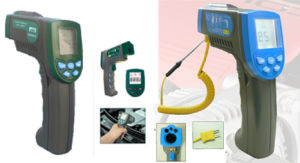 Infrared Thermometer 6870/6870K (High Temputure) pictures & photos