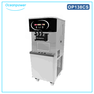 Oceanpower Ice Cream Machine Op138CS pictures & photos