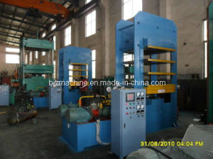 Frame Type Curing Press Machine pictures & photos