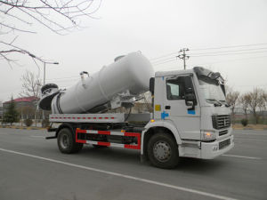 20000L Sewage Suction Truck /20 M3 Sewage Suction Truck pictures & photos