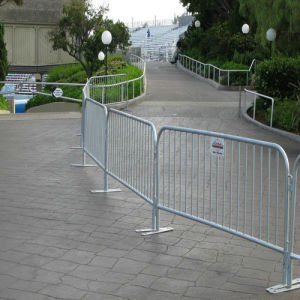 Galvanized Security Fencing pictures & photos