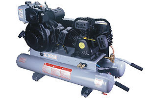 Diesel Air Compressor with CE Approved (DA011) pictures & photos