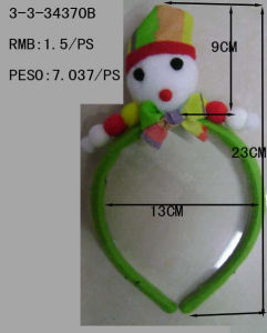 Christmas Party Hair Band/Headdress (BL-78)