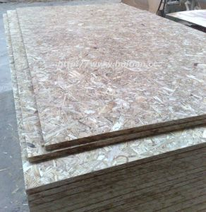 Melmine Glue Oriented Standard Board-OSB pictures & photos