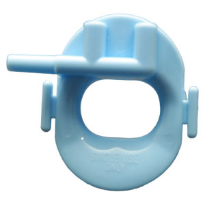 Mednova Disposable Bite Block with Oxygen Pipe