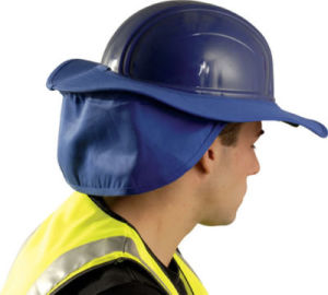 Australian Hard Hat Brim & Neck Flap pictures & photos