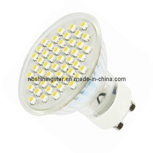 SMD Lamp 3528 3W LED Spotlight (XS-GU10-48-3528)