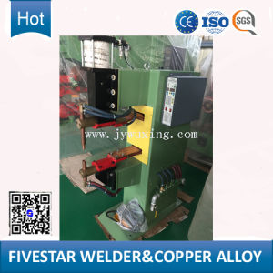 High Effictive Resistance Spot Welding Machine for Oil Tank Welding pictures & photos