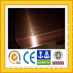 T2 Copper Plate pictures & photos