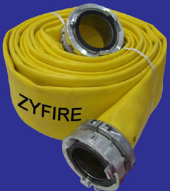 Yellow Double Rubber Hose (Industrial Hose) pictures & photos