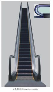 Heavy Duty Escalator with High Quality Competitive Price pictures & photos