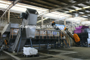 Plastic Recycling Plant/Plastic Recycling Machine/ 3000kg/H with Ce pictures & photos