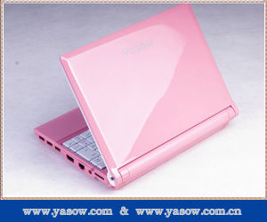 New Style Mini Netbook (Pink-AS 1022)