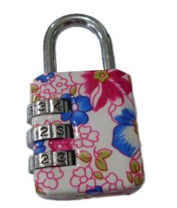 Htp/Wtp Combination Padlock (1601B) Travel Luggage Bag Code Padlock pictures & photos