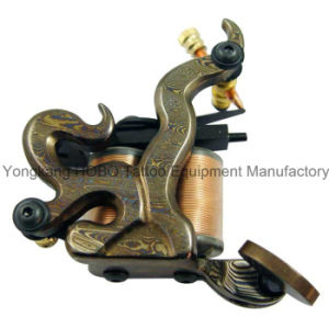 Cheap Tattoo Tattoo Supplies Coil Machine Damascus Machine pictures & photos