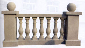 Marble Baluster, Stone Balustrade, Handrail (T004) pictures & photos
