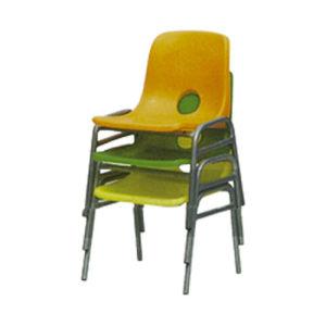 Training Chair, Meeting Chair, Plastic Chair (KL(YB)-252)