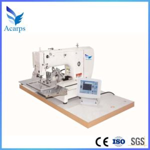 Electronic Pattern Sewing Machine for Jeans and Sofa Gem 2210-H-80 pictures & photos
