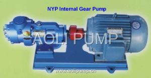 NYP Internal Gear Pump pictures & photos