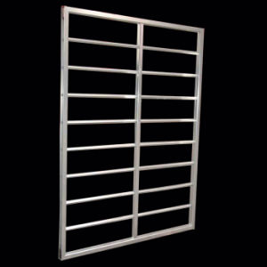 High Quality Customized Security Window Fixed Window pictures & photos