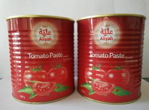 28%-30% Canned Tomato Paste 7