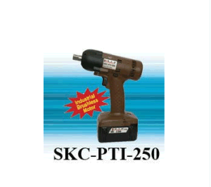 Kilews Production Tool Skc-Pti-250 18V Brushless Impact Cordless Screwdriver with 3.1ah Li-ion Battery Sets Production Tools 2