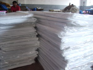 Brocade Fabric Stocks pictures & photos