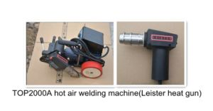 Hot Air Seaming Machine (TOP-2000A)