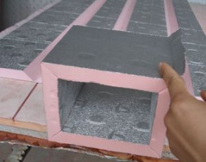 Phenolic Foam Pre-Insulated Duct pictures & photos