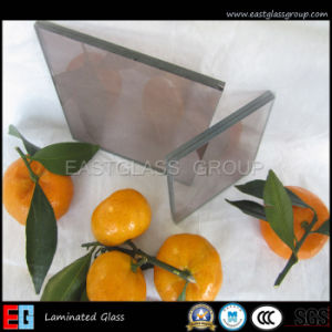 Euro-Grey Laminated Glass /Clear and Color Safety Laminated Glass pictures & photos