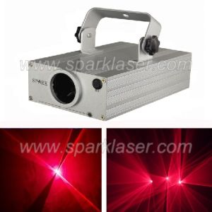 Single Red Laser Projector