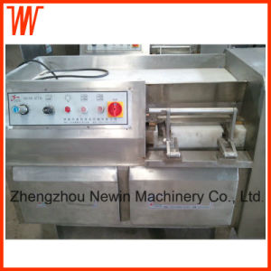 500-600kg/H Stainless Steel Industrial Meat Dicing Machine pictures & photos