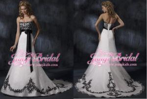 Long Wedding Dress/Bridal Gown (WA1128)