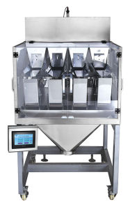 4 Heads Linear Weighing Machine (HT-W4) pictures & photos