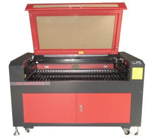 Laser Engraver Machine for Leathe Clothing Industry (VT-1280)
